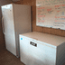 freezer in farm store