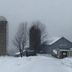 Farm in the winter2